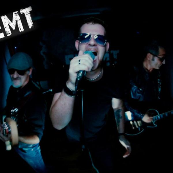 Flemt rock band live concert