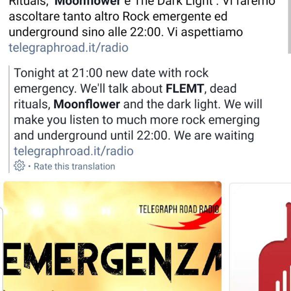 FLEMT - Telegraph Road Radio Station